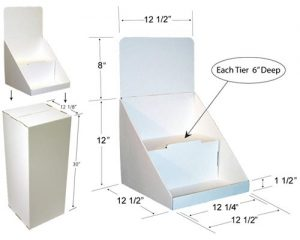 Stock Stand-up Displays