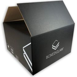 Custom Shipping Box Regular Slotted Carton
