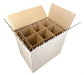 Wine Box Insert Divider