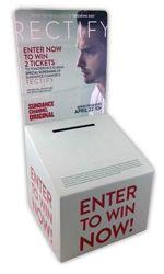 Custom ballot box