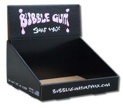 Counter top display box