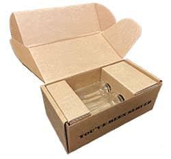 Custom mailer box - IRS Coctails