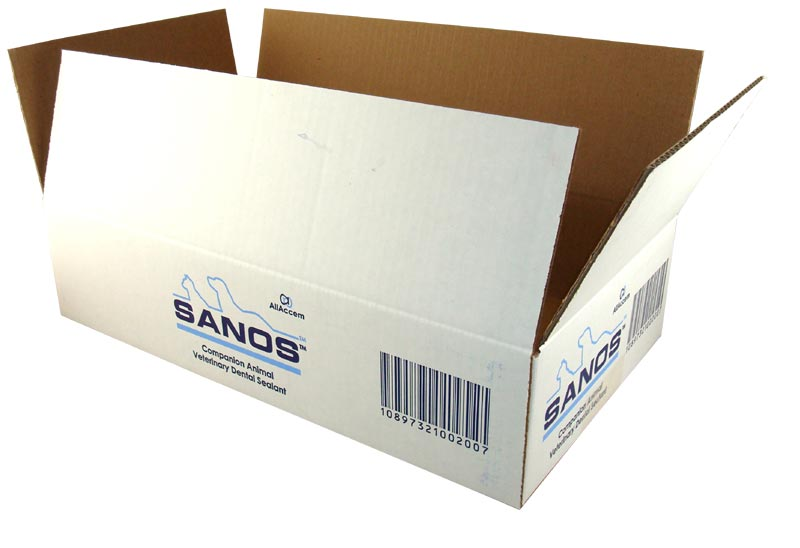 Custom shipping regular slotted carton box