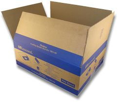 Custom shipping regular slotted carton box