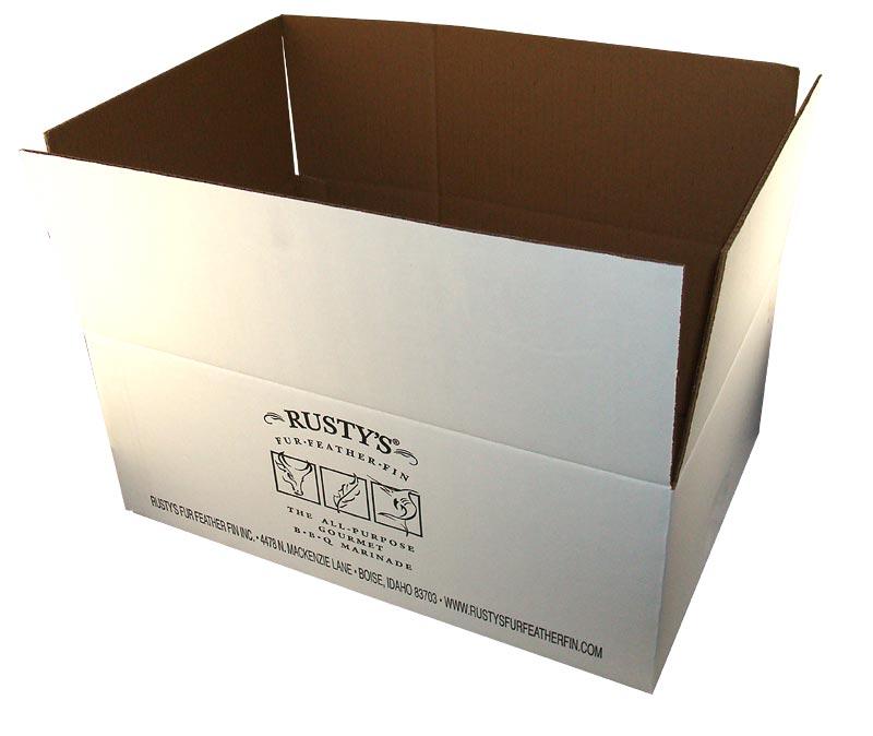 custom shipping rsc box