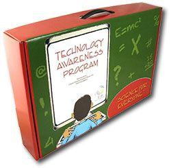 Custom Suitcase Box Educational Kit