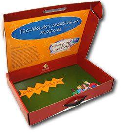 Suitcase Box Educational Kit