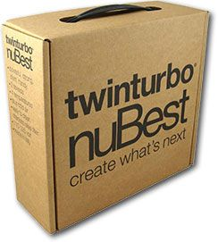Custom Suitcase Box nuBest