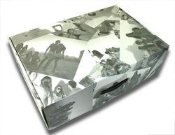 custom suitcase box