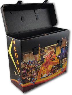 Custom Suitcase Box Las Vegas