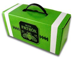 custom suitcase box Patron
