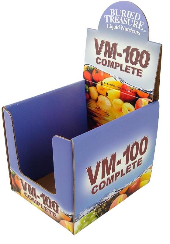 Custom Counter-Top Shipper Displays