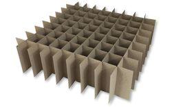 81 cell Box Divider