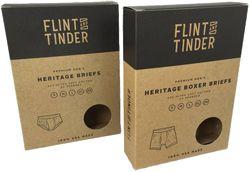 folding carton Flint tinder