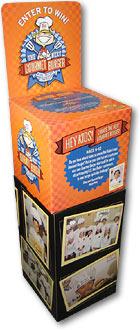 Ballot Box with Header