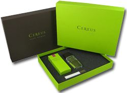 Custom setup box paperboard Cereus