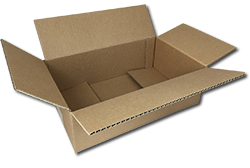 Custom Size Regular Slotted Carton Shipping Box