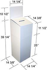 stock ballot box 31