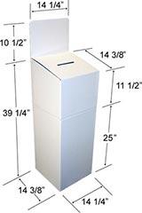 stock ballot box 31