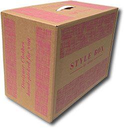 Suitcase Box Designers Clothes