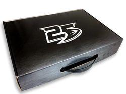 Custom Suitcase Box Ducks