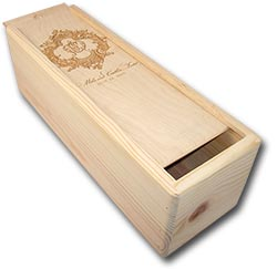 Specialty Wooden Box Wine