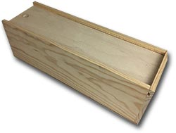 Specialty Wooden Box Plain