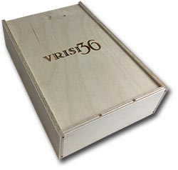 Specialty Wooden Box Virisi36